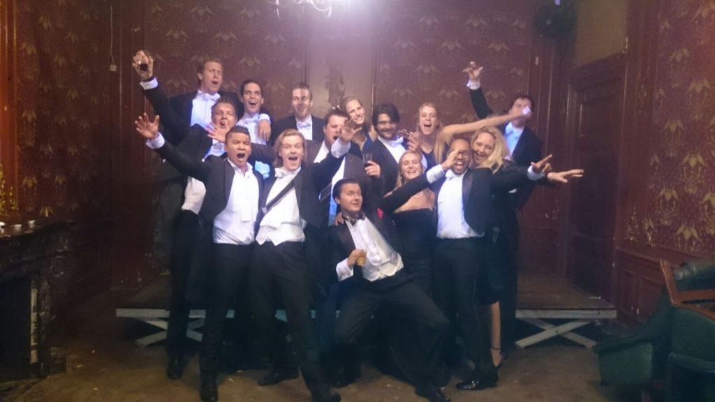 Studenten gala Den Haag